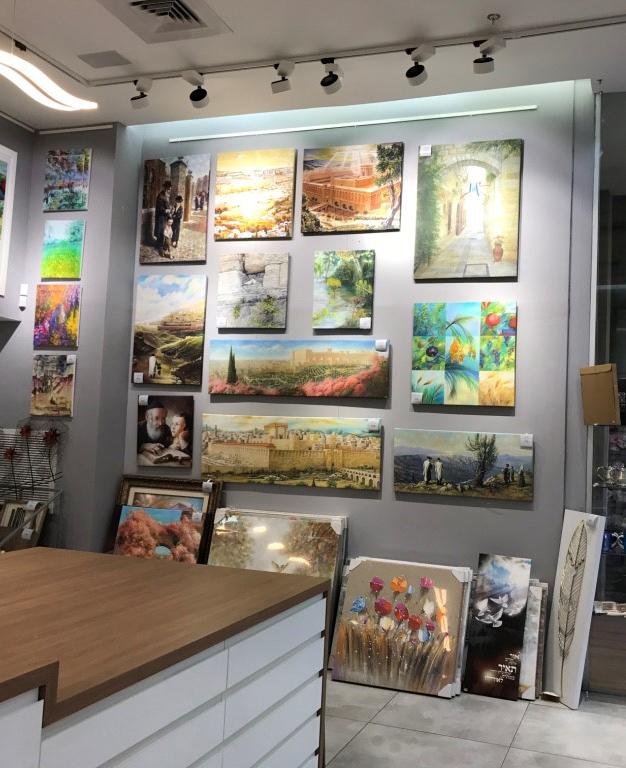 NER Art Gallery Store