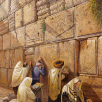 Praying-by-the-Kotel