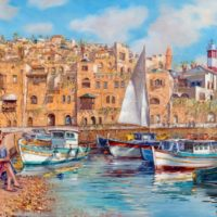 Summer-day-in-Jaffa