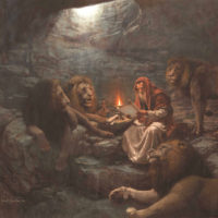 דניאל בגוב האריות